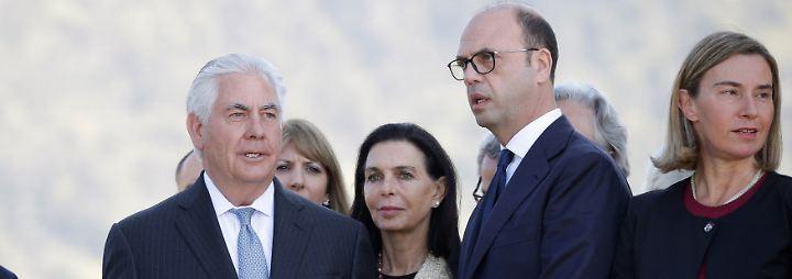 Forderung der G7-Außenminister: Russland soll mit Assad brechen