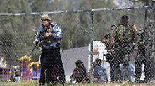 Beziehungstat an US-Grundschule: Mann tötete Ehefrau vor Augen der Schüler
