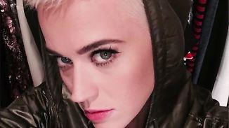 Promi-News des Tages: Katy Perry setzt beim Haarschnitt noch einen drauf