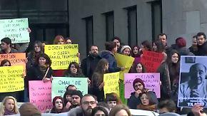 Kampf an den Universitäten: Erdogan drangsaliert kritische Akademiker