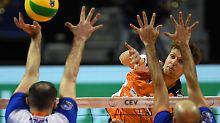 Sensationeller Finaleinzug: Berlin Volleys schreiben CL-Märchen weiter