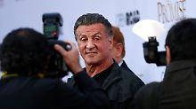 Schauspieler will mehr Geld: Sylvester Stallone verklagt Hollywoodstudio