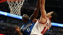 Deutscher zeigt NBA-Bestleistung: Zipser wirft Chicago Bulls in die Playoffs