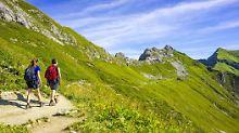 Strukturen, Motive und Natur: Was Wanderern wirklich wichtig ist