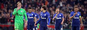 Ohne Chance in der Europa League: Ajax' junge Wilde überrennen Schalke