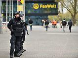 Anschlag auf Borussia Dortmund: Länder prüfen Sicherheitskonzepte