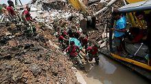 Halde in Sri Lanka eingestürzt: Müll-Lawine tötet mindestens 21 Menschen
