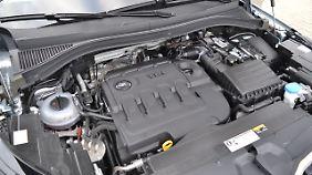 Der größte Diesel aus dem VW-Baukasten erweist sich auch im Kodiaq als gute Wahl. Mit einem Durchschnittsverbrauch von 7,3 Litern zeigt sich der Riese sehr genügsam.