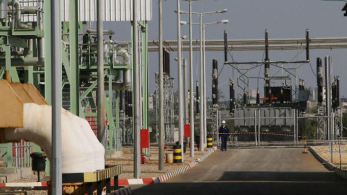 Bisher gab es in Gaza acht Stunden, künftig wohl nur noch vier Stunden Strom.