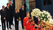 """""""Teil eines großen Clubs"""": Dianas Tod stürzte Harry ins Chaos"""