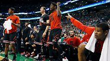 Celtics geraten in Rückstand: Zipsers Chicago Bulls landen Playoff-Coup
