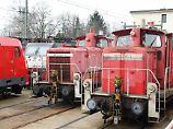 Diesel und Lokführer bleiben: Zukunftstechnik hat es schwer bei der Bahn
