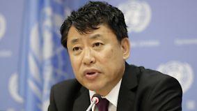 """Drohgebärde Richtung USA: Nordkorea: """"Nuklearer Krieg kann jeden Moment ausbrechen"""""""