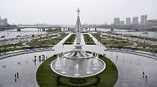 Streng geregelt: So laufen Nordkorea-Reisen ab