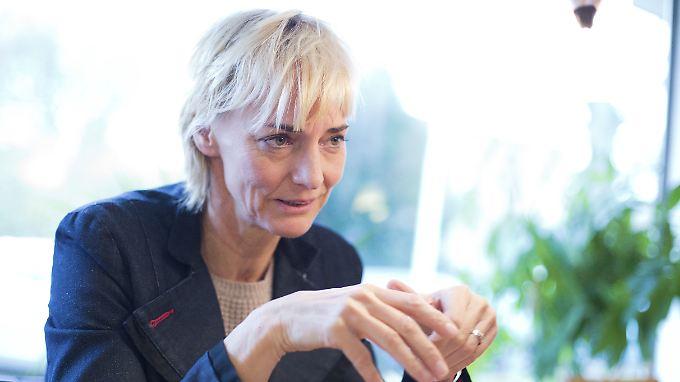 Heike Drechsler errang 1992 und 2000 olympisches Gold.