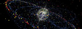 Das Müllproblem im Weltraum: Experte sagt mehr Kollisionen im All voraus