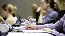 Akademiker haben bessere Chancen: Auf der Sonnenseite des Arbeitsmarktes