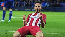 Traum vom ersten CL-Titel lebt: Atlético beendet Leicesters Abenteuer