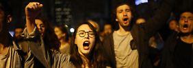 """Ist Erdogan noch antastbar?: Der Aufstand der """"Hayircis"""" beginnt"""