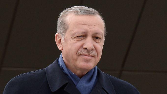 """Recep Tayyip Erdogan: """"Ich bin auch nur sterblich."""""""