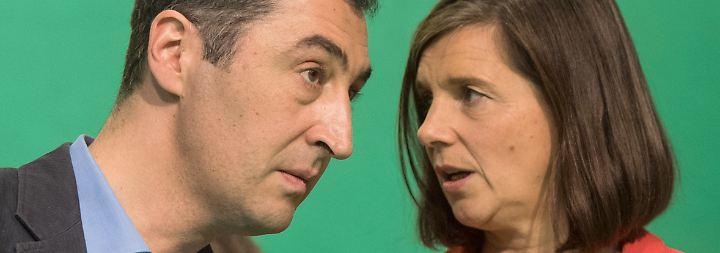 Forsa-Wahlumfrage: Grüne stürzen weiter ab