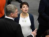 """""""Von Entscheidung überrollt"""": Meuthen von Petry-Verzicht total überrascht"""
