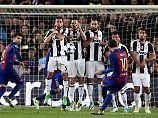 K.o. statt Wunder: FC Barcelona verzweifelt an Juventus