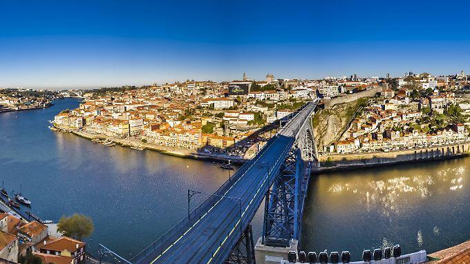 """Porto in Portugal ist eine der kleineren Städte mit """"Potenzial""""."""
