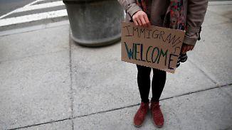 Protestbrief an Berufungsgericht: 162 US-Konzerne stellen sich gegen Trumps Einreiseverbot