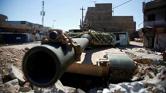 Stadt der Trümmer und Panzer: Antonia Rados berichtet aus Mossul