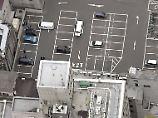 Geschäftsmann abgefangen: Koffer mit drei Millionen Euro gestohlen