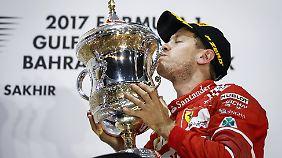 Aus deutscher Sicht macht die Formel 1 derzeit großen Spaß.