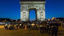 Stabiler Zustand: Deutsche bei Anschlag in Paris verletzt