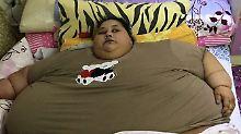 Dickste Frau der Welt operiert: 500-Kilo-Frau speckt 250 Kilo ab