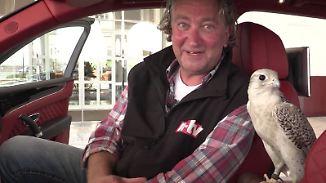 Luxuriöse Extrawurst in Dubai: Bentley Bentayga wird zum Falken-Nest