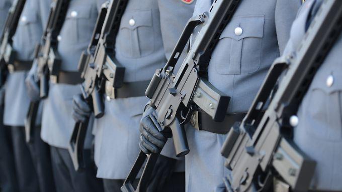 Die Bundeswehr ist unzufrieden mit dem Sturmgewehr G36 und will es ersetzen.