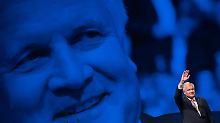 Der Parteichef und die CSU: Alle Augen auf Horst Seehofer