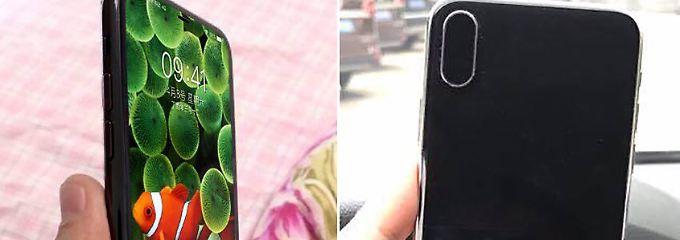 Fotos zeigen gläsernen Dummie: Sieht so das iPhone 8 aus?