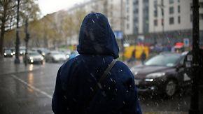Schmuddelwetter nach kühler Nacht: Aus hui wird am Dienstag pfui