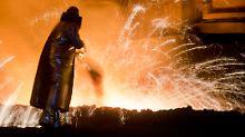 Beste Phase seit sechs Jahren: Deutsche Industrie wächst kräftig