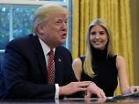 """Nothaushalt droht zu scheitern: Trump riskiert den """"shutdown"""""""