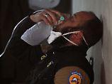 Nach Giftgaseinsatz in Syrien: Russland stellt kleine Waffenruhe in Aussicht