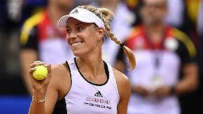 """Kerber vor WTA-Turnier in Stuttgart: """"Ich werde alles versuchen, meinen Titel zu verteidigen"""""""