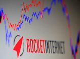 Der Börsen-Tag: Rocket Internet leiden unter Analystenskepsis