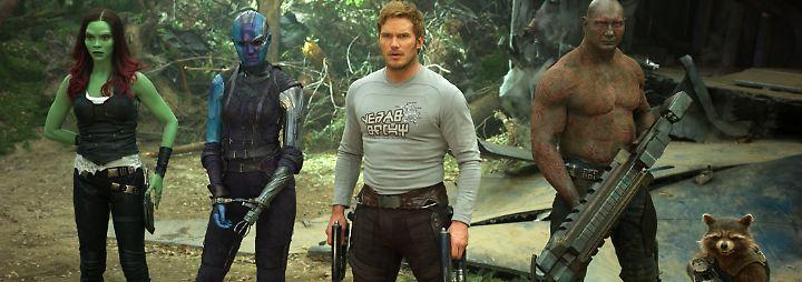 """The Guardians of Galaxy Vol. 2"": Chaostruppe rettet mit Humor erneut das Universum"