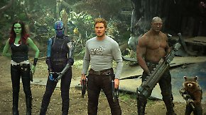 """The Guardians of Galaxy Vol. 2"": Chaostruppe rettet mit Humor erneut das Universum"