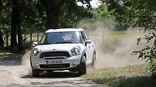 Fünf Sterne beim NCAP-Crashtest: Mini Countryman - Lifestyle auch gebraucht