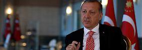 Der türkische Staatschef Recep Tayyip Erdogan kann vorerst nicht mit Wirtschaftshilfe aus Deutschland rechnen.