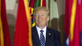 """100 Tage Außenpolitik mit Trump: """"Das Nordkorea-Problem wird gelöst, zur Not mit Krieg"""""""