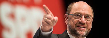 Schulz kann aufatmen: Betrugsermittler leiten kein Verfahren ein